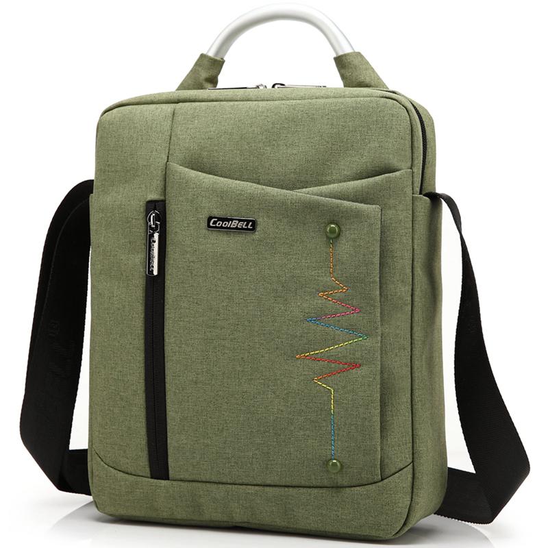 nieuwste ontwerp 2015 coolbell premium messenger draagtas en tablet 8 inch laptop schoudertas(China (Mainland))