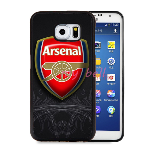 arsenal 4 soft edge cell phone cases for samsung s6 s6edge plus s7 s7edge cover case(China (Mainland))