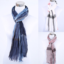 1 pc 100% viscose 200cm*50cm Boy Children Decoration Scarf Baby Neck Warm Wrap Young men Scarf