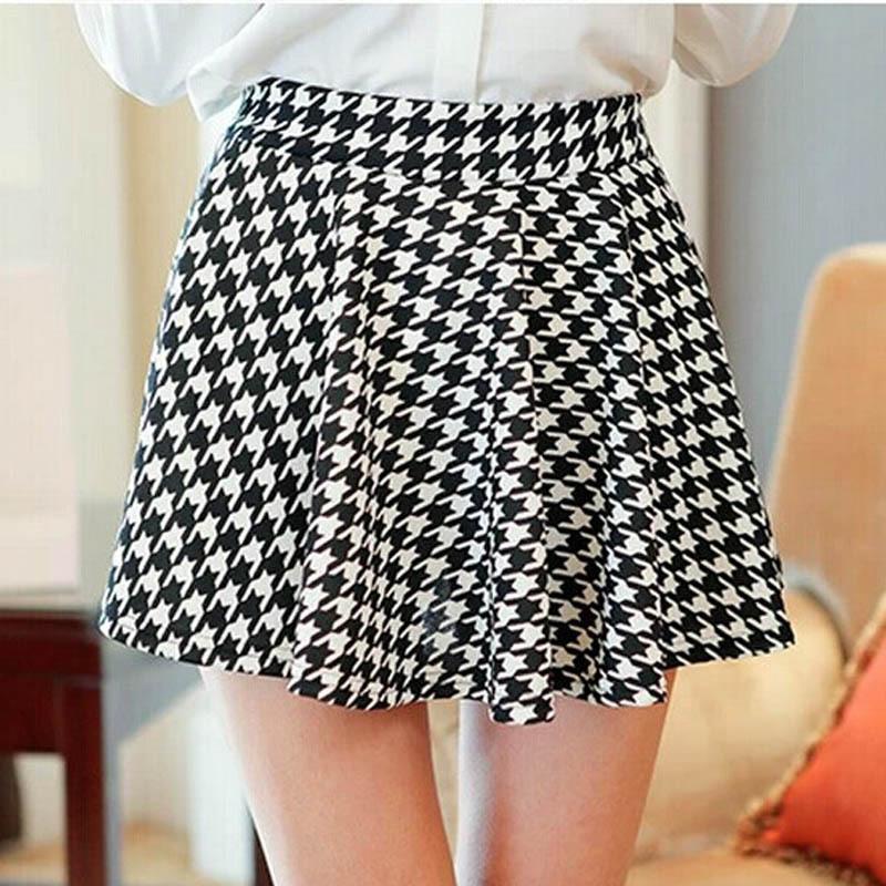 High Waist Skirt
