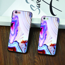 Agate a vivid Metamorphic rock on Fire Design case cover cell mobile phone cases for iphone 4 4s 5 5c 5s 6 6s 6plus hard shell