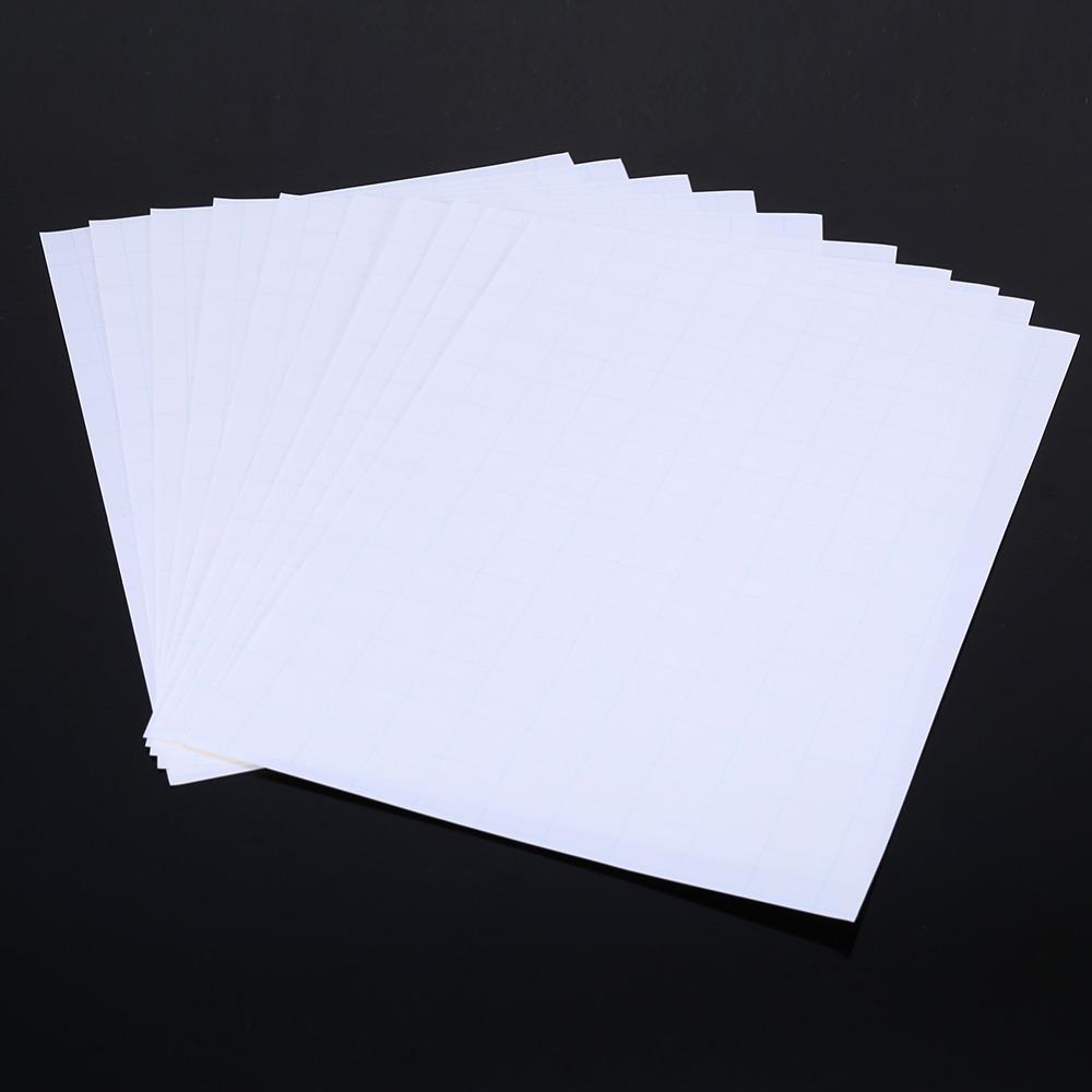 Wholesale 10 pcs Iron On Inkjet Print Heat Transfer A4 Paper For Light Fabric T-Shirt New(China (Mainland))