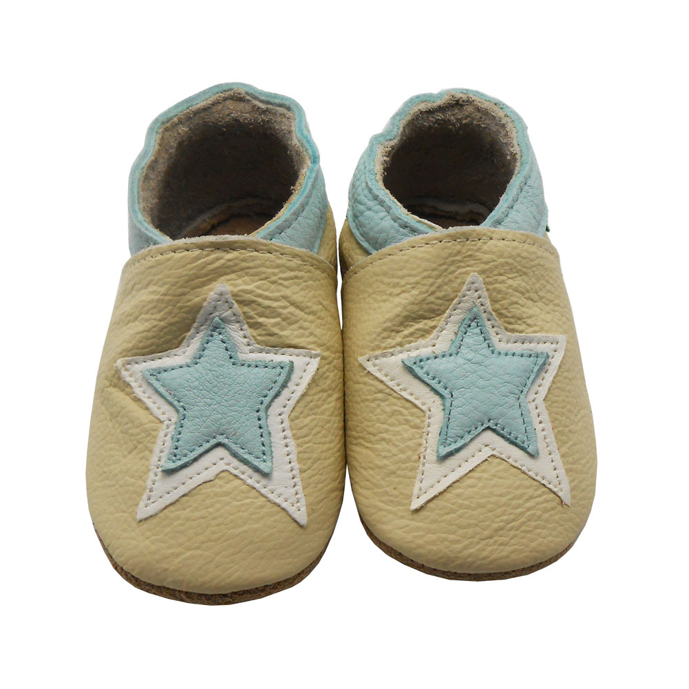 Leather Crib Shoes