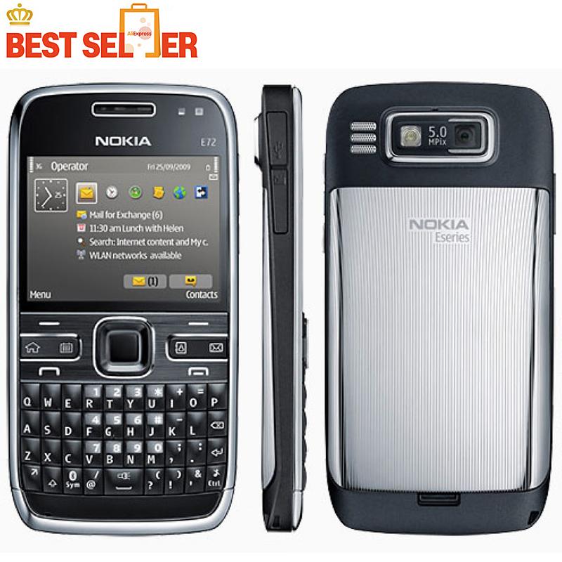 nokia qwerty mobile phones unlocked original nokia e72 ...