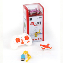 Cheerson CX-10 mini 2.4ghz 4ch Headless RC Remote Control Quadcopter Helicopter Drone Led Toys for Children