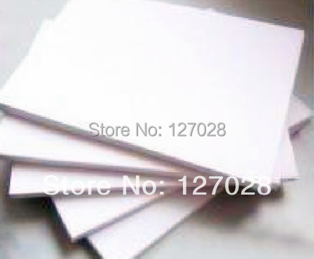 20sheets A4 Size Sublimation Paper Transfer Paper Thermal Transfer Paper for Mugs Phone Cover T-Shirt Plates Printing(China (Mainland))
