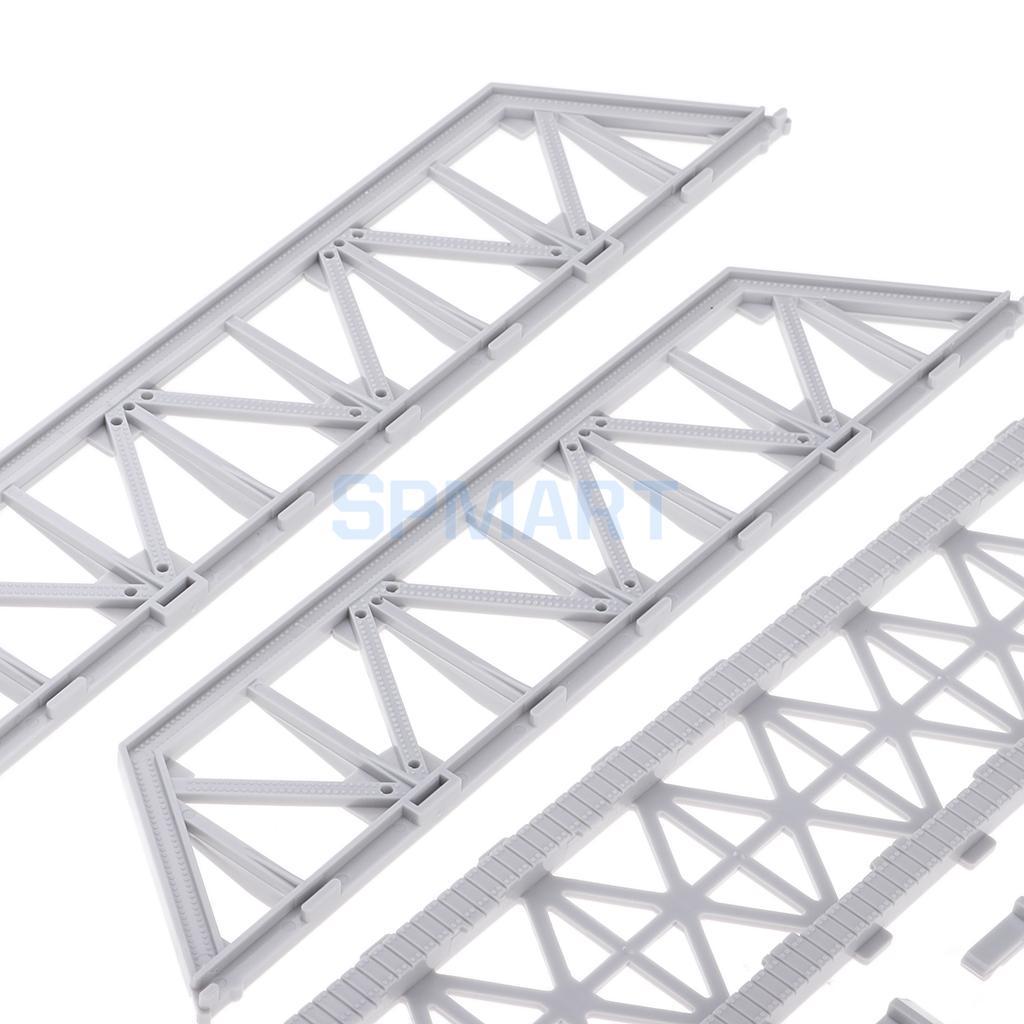 Model Railroads Trains HO Scale Parts Accessories Buildings Tunnels Bridges