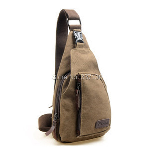 2014 new knight restore ancient ways canvas large capacity men travel bags