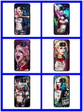 Buy Deathly Squad fashion Hard plastic phone cover case iphone Samsung Galaxy S3 S4 S5 Mini S6 Edge Plus S7 Edge Note 2 3 4 5 for $1.99 in AliExpress store