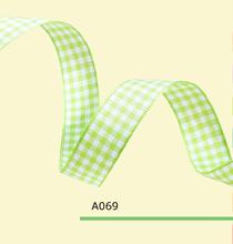 5/8″ Inch 15mm tartan ribbons