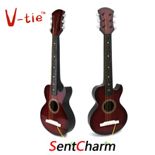 Educational Toys For Kids 6 Strings Mini Music Guitar without Strap Hot Children's Toys(China (Mainland))