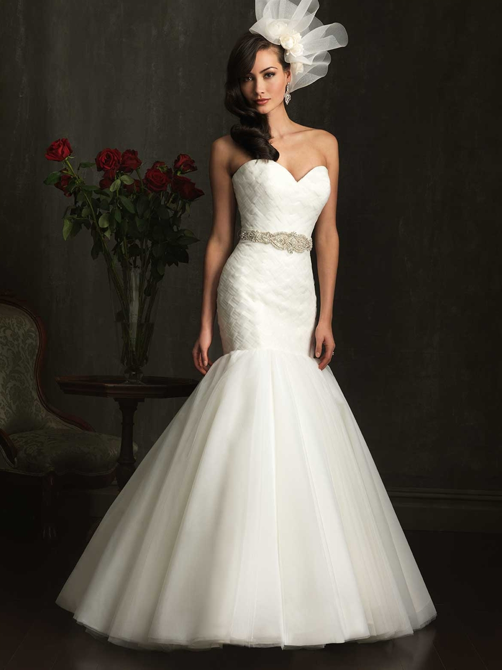 Amazing Mermaid Wedding Dresses Silk | Dress images