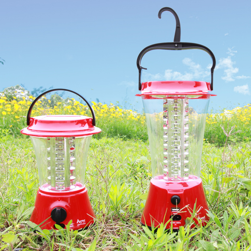 To prepare an outdoor camping tent light lamp rechargeable lantern USB(China (Mainland))