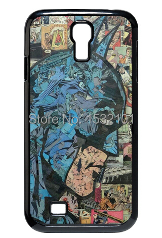 Retro Batman Comic Book Skin Protective Cover Case for Samsung Galaxy S3 S4 S5 Mini S6 Edge Note 2 3 4 A3 A5 A7 E5 E7 Case(China (Mainland))