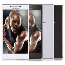 Original Lenovo P70 t P70T Android 4.4 5.0″ Mobile Smart Phone MTK6732 Quad Core 1GB+8GB IPS 1280X720 GSM 4000mAh Cell Phones