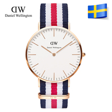 Top Brand Luxury Daniel Wellington Watches DW Watch For Men women Nylon strap Military Quartz Clock Reloj relogio masculino