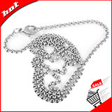 MJD8600 Discount !!! Big Sale 50% Off Cube Paw Print Pet Memorial Cremation Jewelry Pendant for Ashes (pendant only)