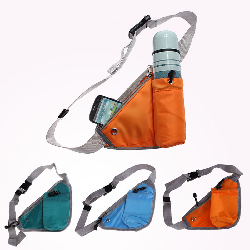Multifunction Waist Breathable Mesh Cotton Cloth Pack Bottle Pockets Sports Running Shoulder Bag Pouch for Traveling Outdoor<br><br>Aliexpress
