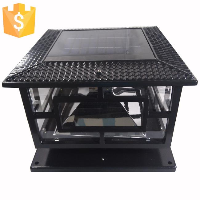New arrival Solar Pillar Lamp LED Solar Garden Light Outdoor Garden Landscape Lamp D40*H35cm Free shipping<br><br>Aliexpress
