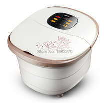 Best gift Detox foot spa massage Machine foot bath cleaner Ion Cleanser foot spa machine Detox health care