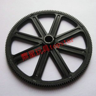 MJX RC helicopter model spare parts accessories F639 F-39 F39-047 Upper gear B(China (Mainland))