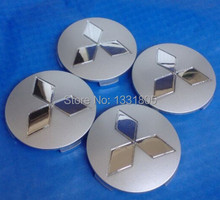 Free Shipping 4pcs/set 81MM Mitsubish Wheel Hub Cap Center Cover Fit for Mitsubishi Pajero V73 V75 V77 V78 Montero(China (Mainland))