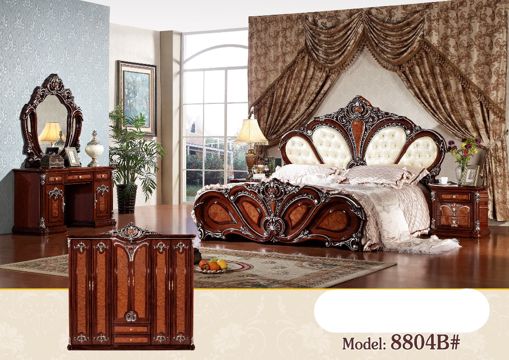 luxury bedroom furniture sets bedroom furniture china Deluxe six piece suit(China (Mainland))