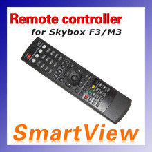 5 PCS Remote Controller for Skybox F3 F4 M3 F5 satellite receiver free shipping post