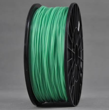 PLA Light Green wanhao 3d printer filamnets PLA 1.75mm plastic spool 1kg<br><br>Aliexpress
