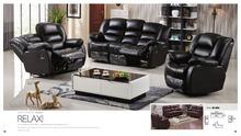 Iexcellent modern design genuine leather sectional sofa,sofa set living room furniture leather sofa 1+2+3 sofa set(China (Mainland))
