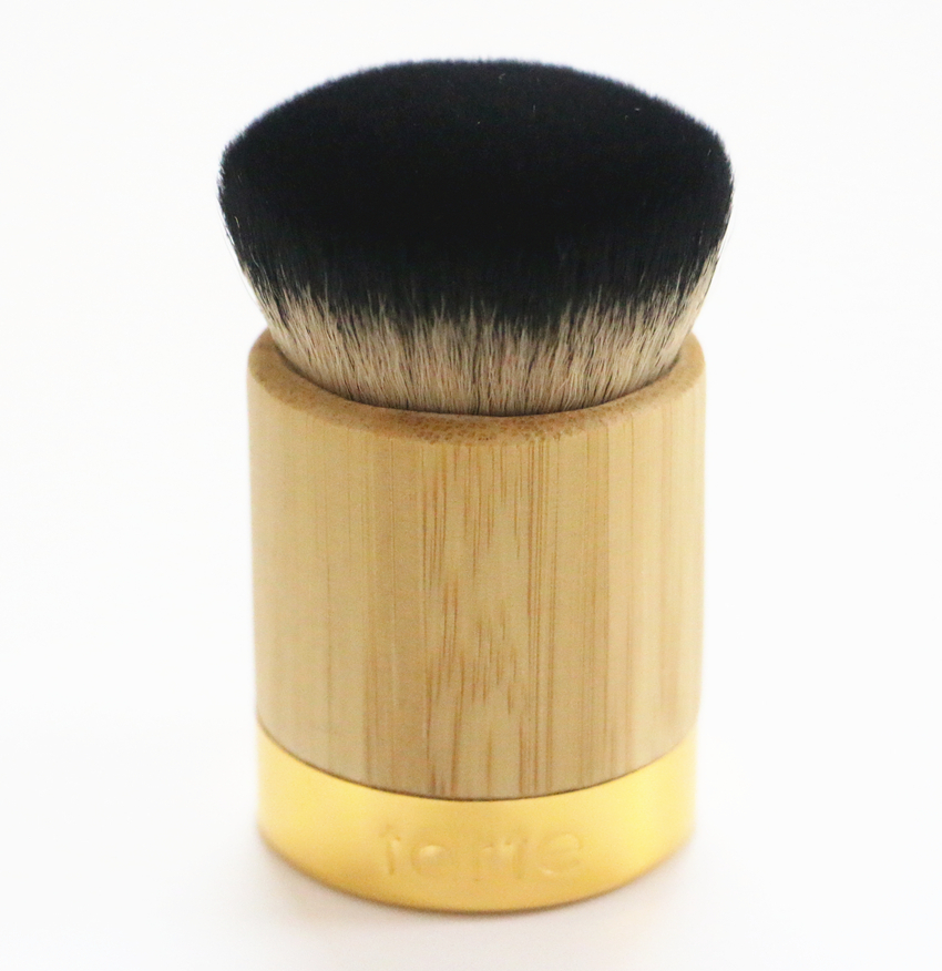 Brand 100% Tarte airbuki bamboo powder foundation brush Goat Hair powder makeup brushes kit pinceis maquiagem.(China (Mainland))
