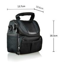 SLR DSLR Camera Bag Photo Case for Canon 750D 1100D 1200D 700D 600D 550D 100D 60D 70D T3i T4i T5 T5i SX510 SX520 SX60 SX50ng(China (Mainland))