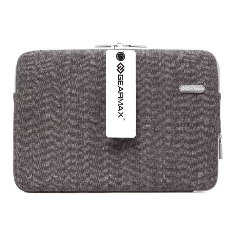 Gearmax Cheap Felt Laptop Sleeve For Macbook Pro 12 Waterproof Case Protective Shell Notebook 11 13 14 15 Inches Comput Bag 13.3(China (Mainland))