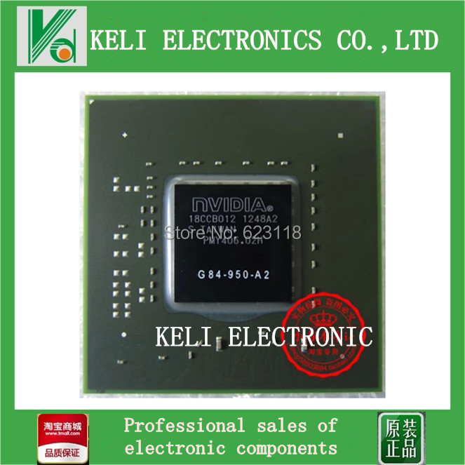 Free Shipping 1pcs/lot NVIDIA G84-950-A2 BGA With Ball IN STOCK(China (Mainland))