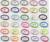 12Pcs/Lot  Hot PU Leather Bracelet & Disco Ball Crystal Shamballa Magnetic Clasp Bracelet 29 Colors Mix Color Free Shipping