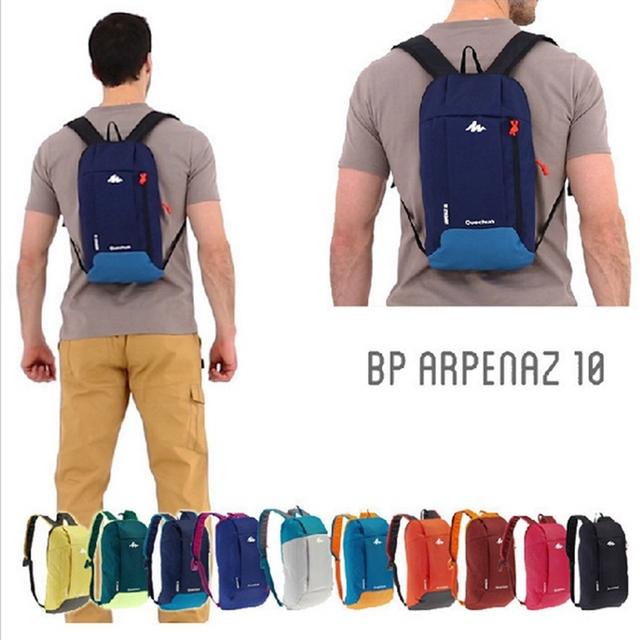 10L водонепроницаемый нейлоновый рюкзак женщины и мужчины велоспорт спортивные рюкзаки ...