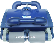 Robot Swimming Pool Cleaner Newest Pool Intelligent Vacuum Cleaner + Remote control+ Newest Wall climb Cleaning Funciton(China (Mainland))