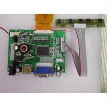 HDMI VGA 2AV LVDS ACC Lcd Display Controller Board module Raspberry Pi Kit for 7 8 9 inch LCD Monitor B4-004(China (Mainland))
