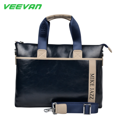 Men leather briefcase laptop PU laptop messenger bag for computer causal briefcase men brand business bags for fathers gift<br><br>Aliexpress