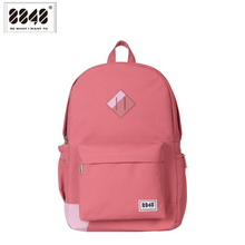 Travel Women Backpack New Spring School Bag Casual Type 15.6' Laptop Shoe Pocket Waterproof Polyester Girl Backpacks 229-020-003(China (Mainland))