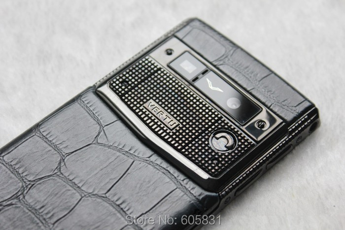 Super VIP Luxury cell phone Signature Touch Full Black CLOUS DE PARIS 4G LTE Octa core Android 4.4 MTK 6592 2GB RAM mobile phone(China (Mainland))