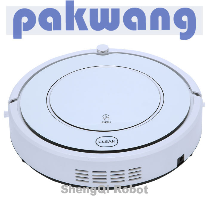 Vacuum Cleaner Cleaning Robot With LCD Screen UV Sterilize, Mopping Self Charge By DHL ,marble floor electric cleaner(China (Mainland))
