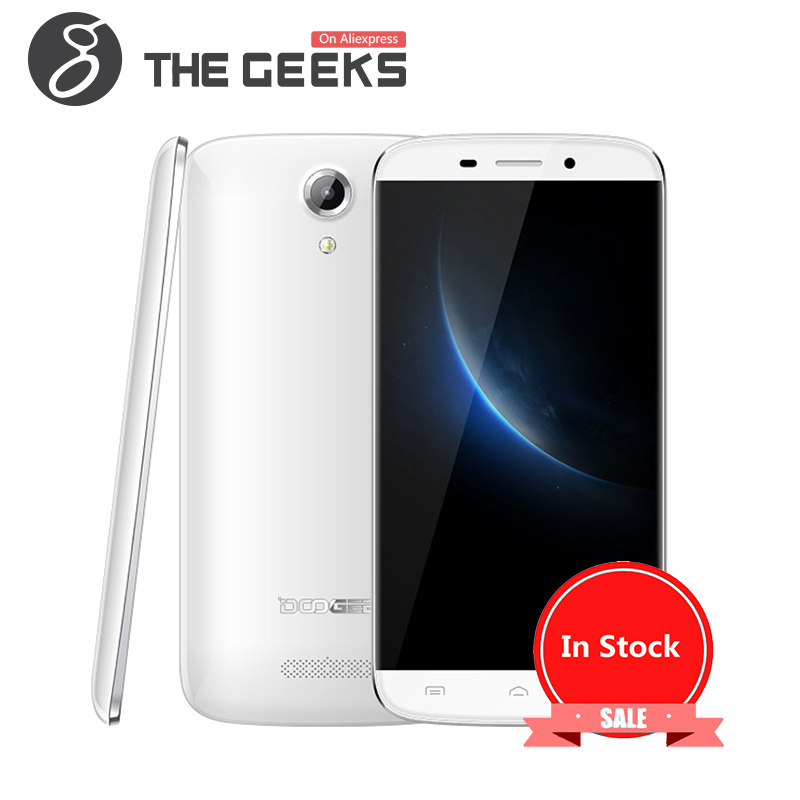 Low Price China Dual Sim Mobile Phone Android 5.0 3G Smartphone DOOGEE NOVA Y100X