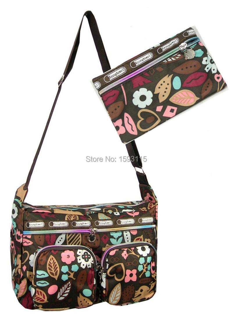 2015 New Hot! women messenger bags Waterproof nylon shoulder bags women travel casual bags waterproof body bag(China (Mainland))