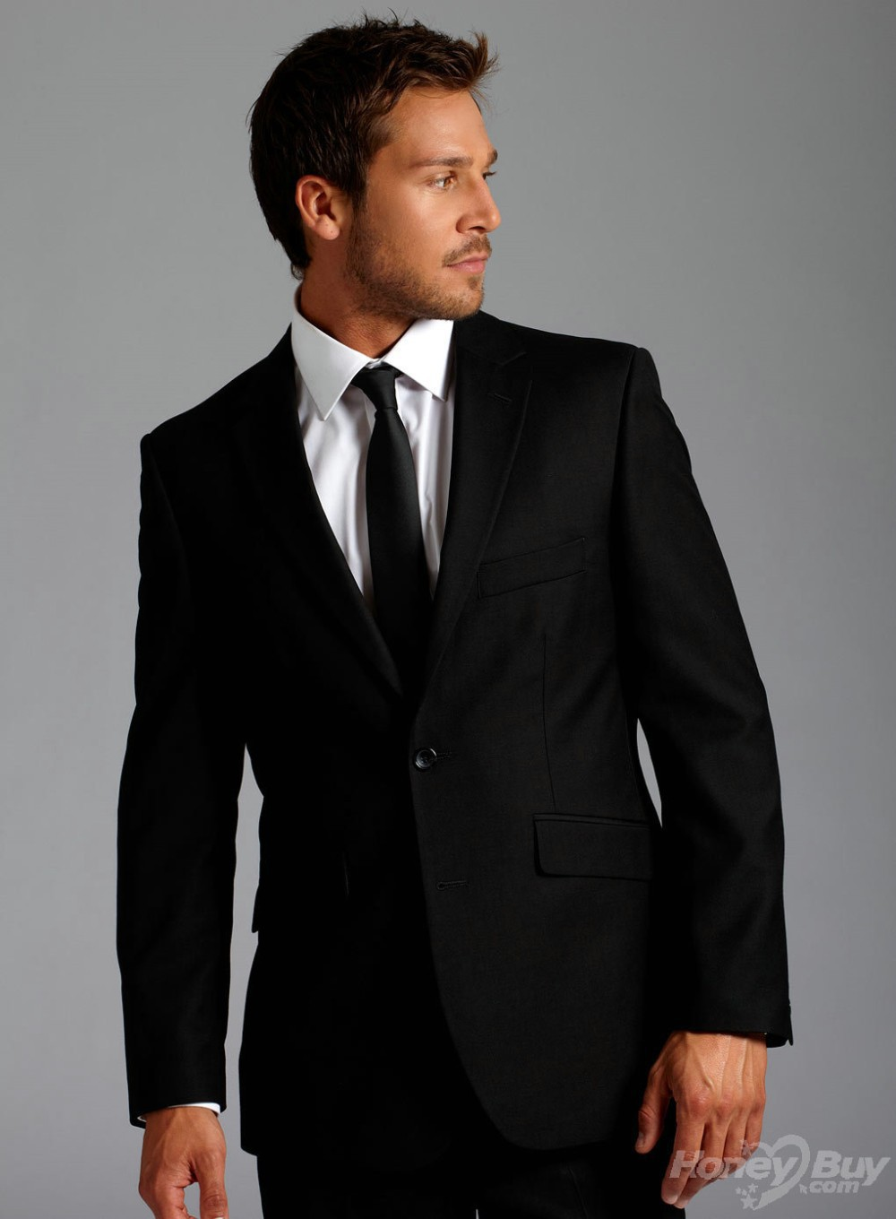 angrydog.ga has superb collection of black men in fashion suits, which can be worn for any occasion. Try our men's darkest black men in suits, made from super fine wool with 3 chic buttons. Try our men's darkest black men in suits, made from super fine wool with 3 chic buttons.