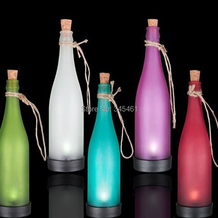 Acquista all'ingrosso Online solare lampadina bottiglia da ...