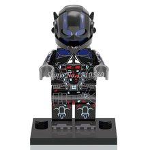 Single Sale Marvel DC Super Heroes Minifigures Avengers Iron Man Batman Building Blocks Sets Model Bricks Toys legoelieds(China (Mainland))