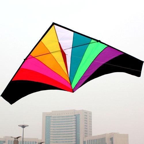 china Weifang kite delta kite delta kite second generation kite size 180cmx100cm(China (Mainland))