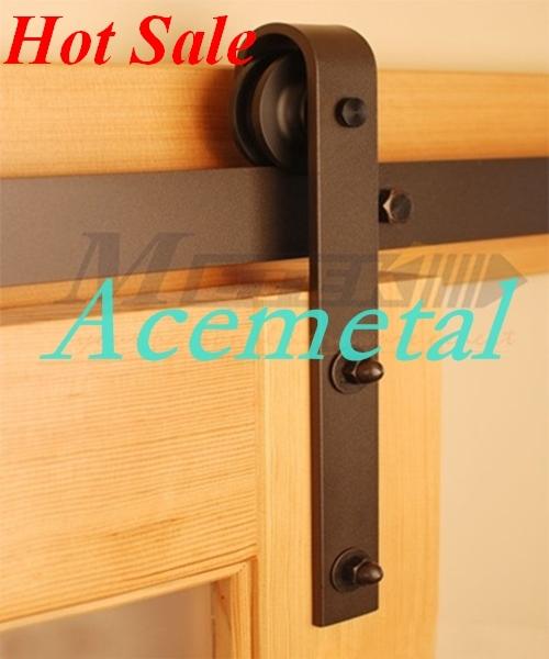 Online get cheap interior sliding barn door hardware for Cheap barn door hardware