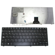 New SP Spanish Keyboard Teclado for Gateway LT3105g LT3119u LT3114u Laptop Accessories Parts Replacement Black(K1414-LT3105g-HK)